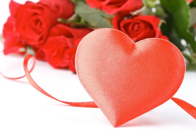 Подарък за деня на влюбените