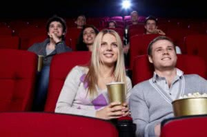 Среща в киното