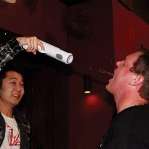 alkoholen-pistolet